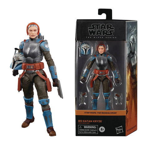 "Star Wars The Black Series Bo-Katan Kryze 6"" Scale Collectible Action Figure, Toys for Kids Ages 4 & Up"