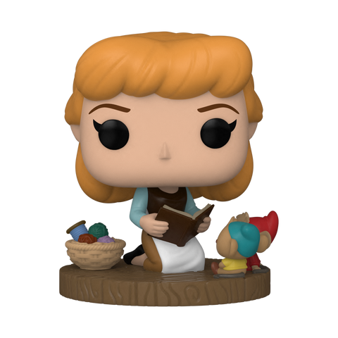 Funko Pop! Disney: Ultimate Princess - Cinderella
