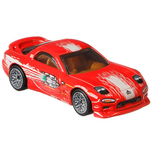 Fast & Furious Hot Wheels Premium All Star Vehicle 2020, '95 Mazda RX-7