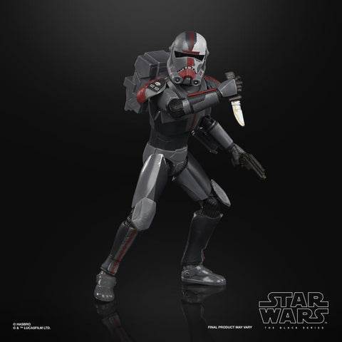 "Star Wars The Black Series Bad Batch Clone Hunter 6"" Scale Collectible Action Figure, Toys for Kids Ages 4 & Up"