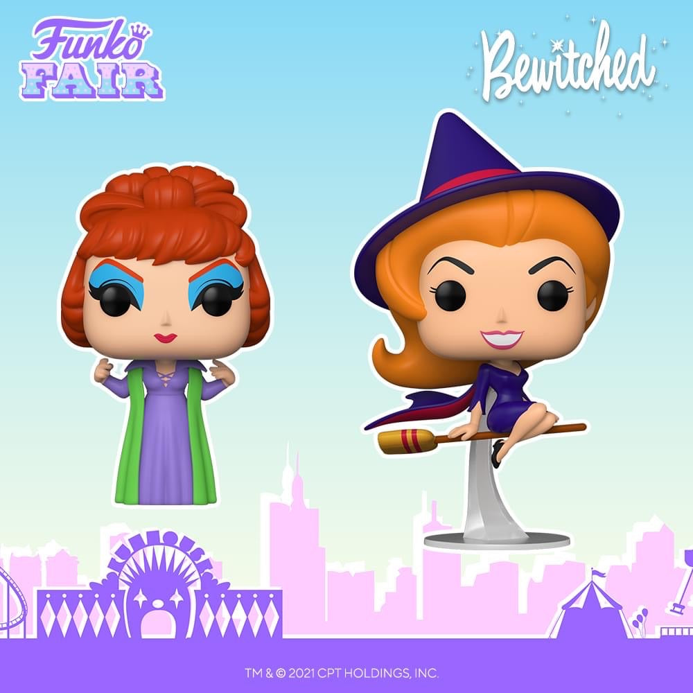 Funko POP! TV: Bewitched - Bundle