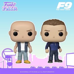 Funko POP! Movies: Fast 9 - Dominic Toretto