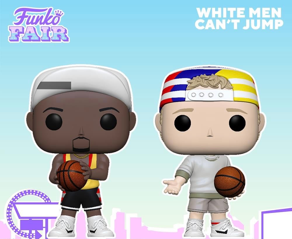 Funko POP! Movies: White Men Can't Jump Bundle