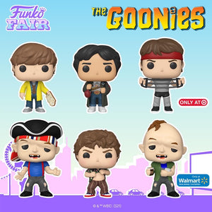 Funko POP! Movies: The Goonies - Mikey with Map