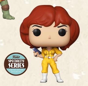 Teenage Mutant Ninja Turtles April O'Neil - Specialty Series