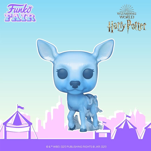 Funko POP! Movies: Harry Potter: Patronus - Severus Snape