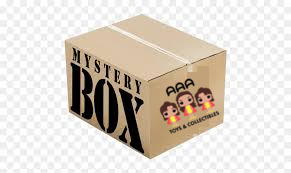 Damaged Box Funko Mystery Box