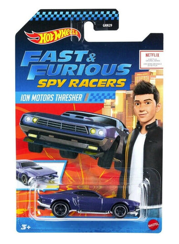 Fast & Furious Spy Racers Hot Wheels Ion Motors Thresher