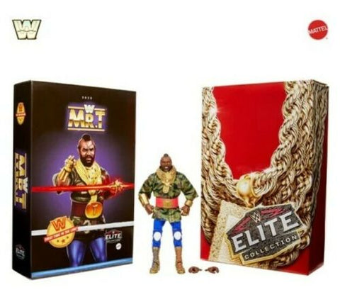 WWE Mr. T Elite Collection Action Figure - 2020 Convention Exclusive