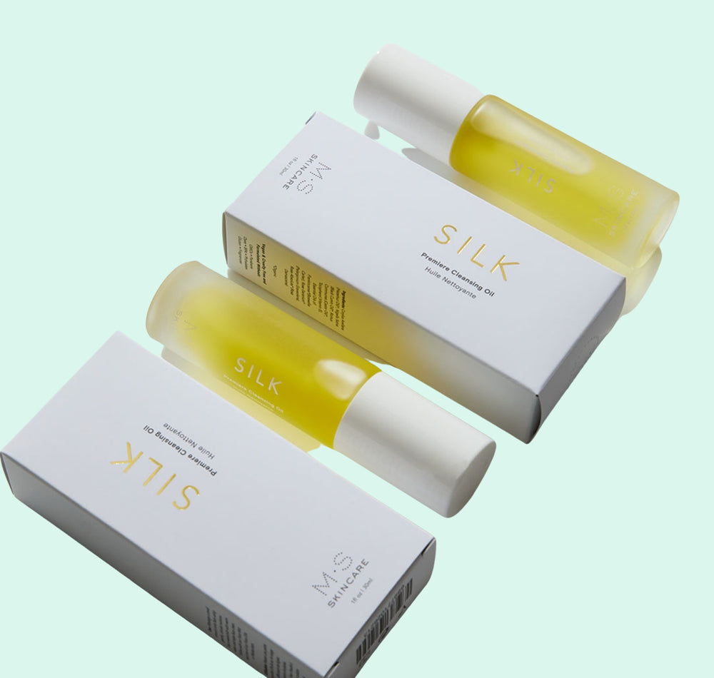 Silk Cleansing Oil