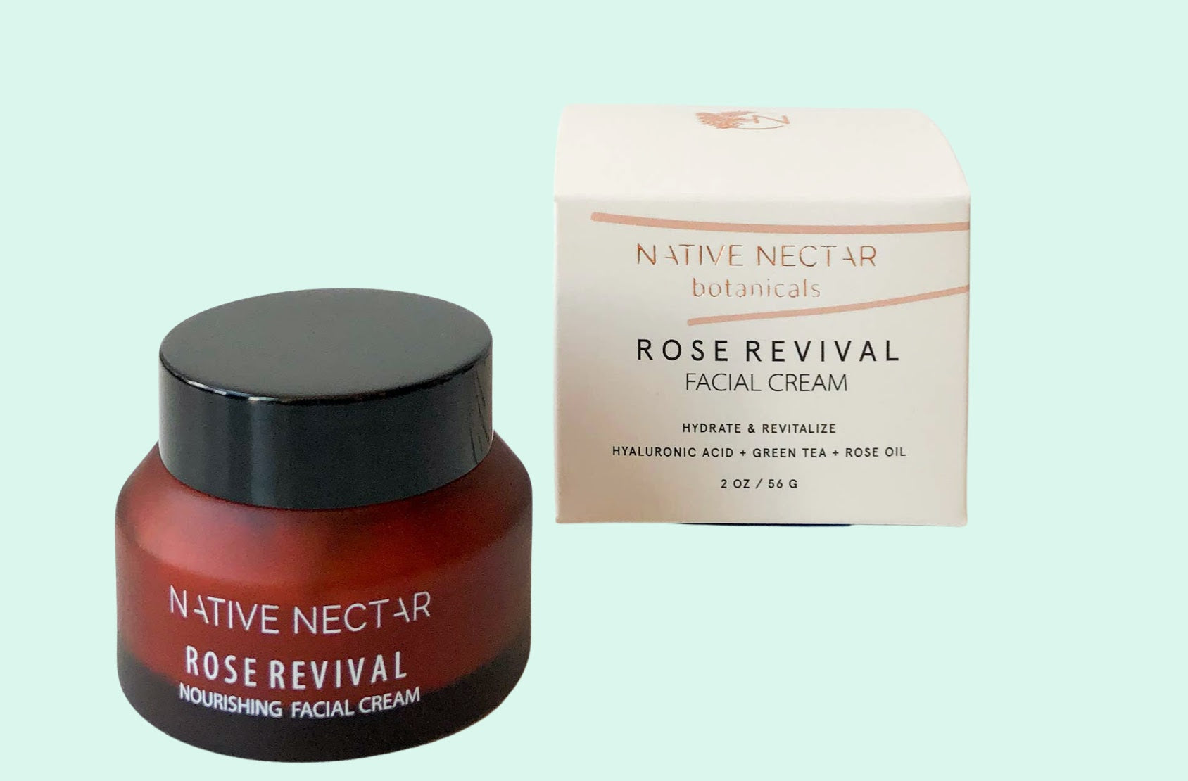 Rose Revival Cream