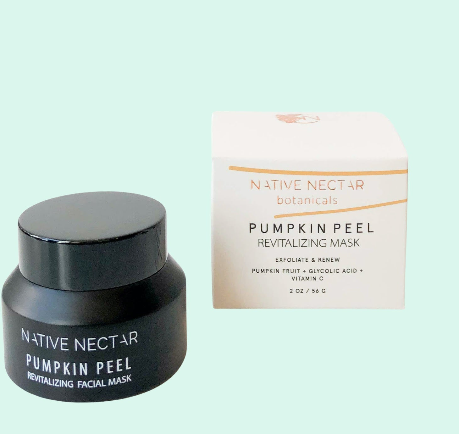 PUMPKIN PEEL FACIAL MASK