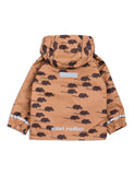 Edelweiss mouse jacket- brown