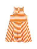 Stripe rib tank dress