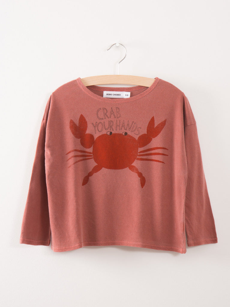 crab your hands t shirt