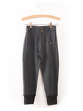 buttons trousers dark slate