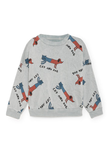 Eekhoorn wide sweatshirt
