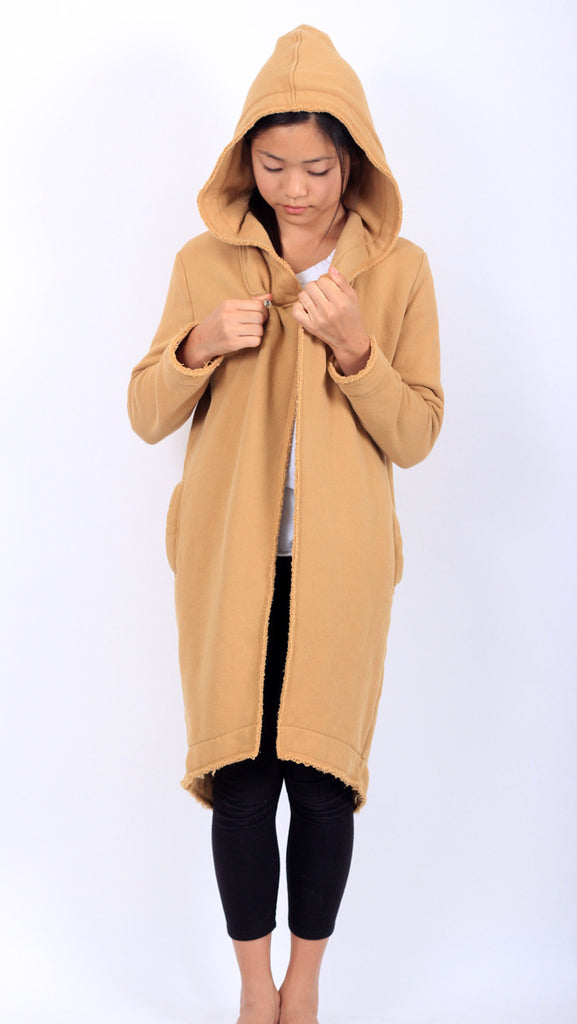 Coolio fitted coat - doe