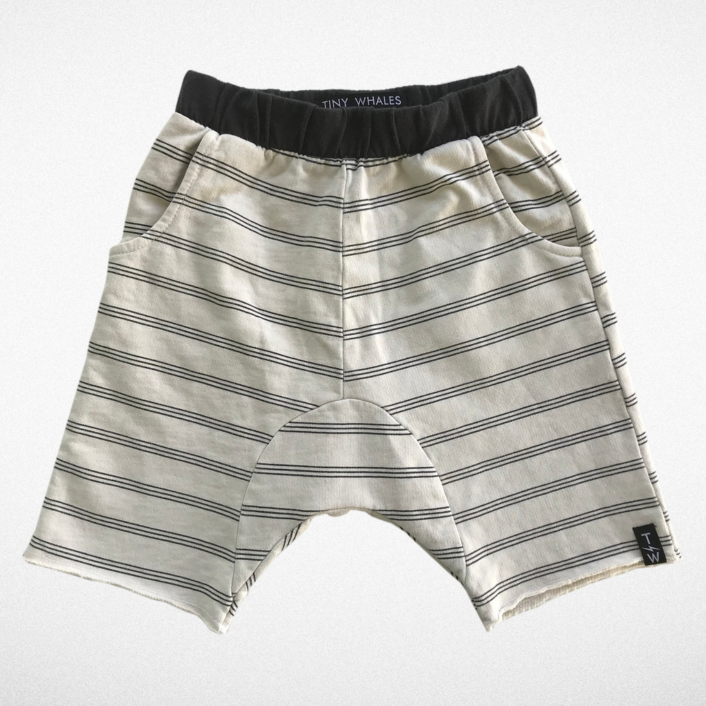 Cozy time shorts - natural