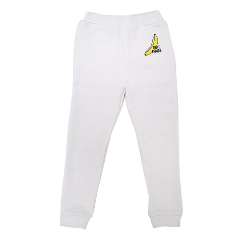 Banana lover hang out pant - blue