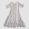Sierra gown - arizona stripe