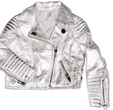 Eve Jnr leather jacket - Luxe