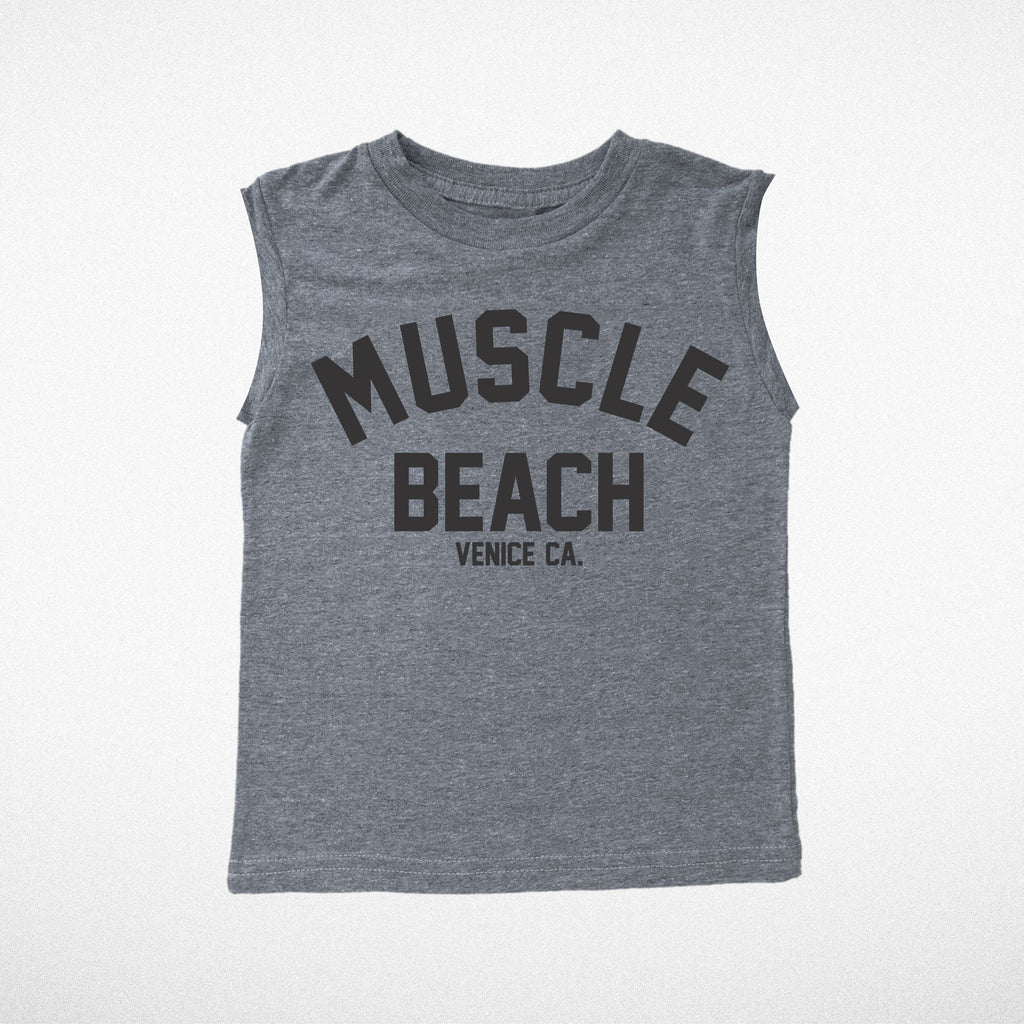 4ffdf788a Tiny Whales. Muscle beach