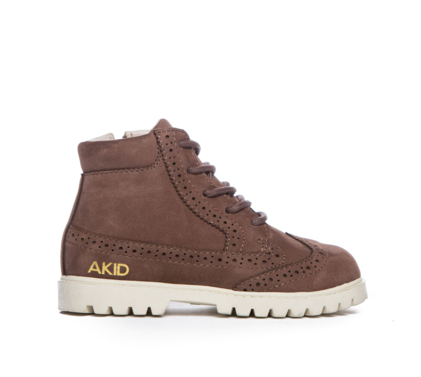 Atticus - brogue brown