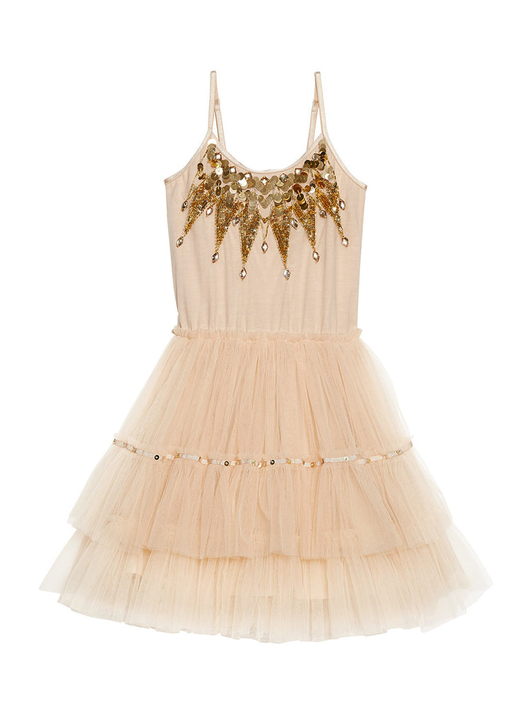 Golden goose tutu dress