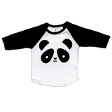 Kawaii Panda Baseball T