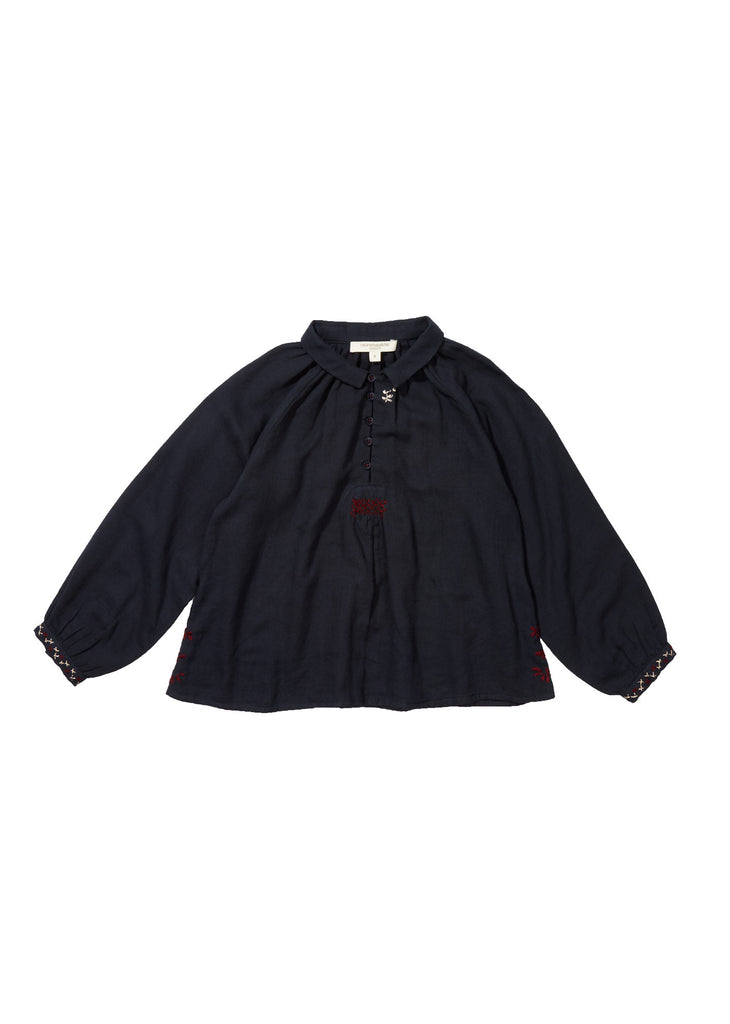 Moss blouse - Navy