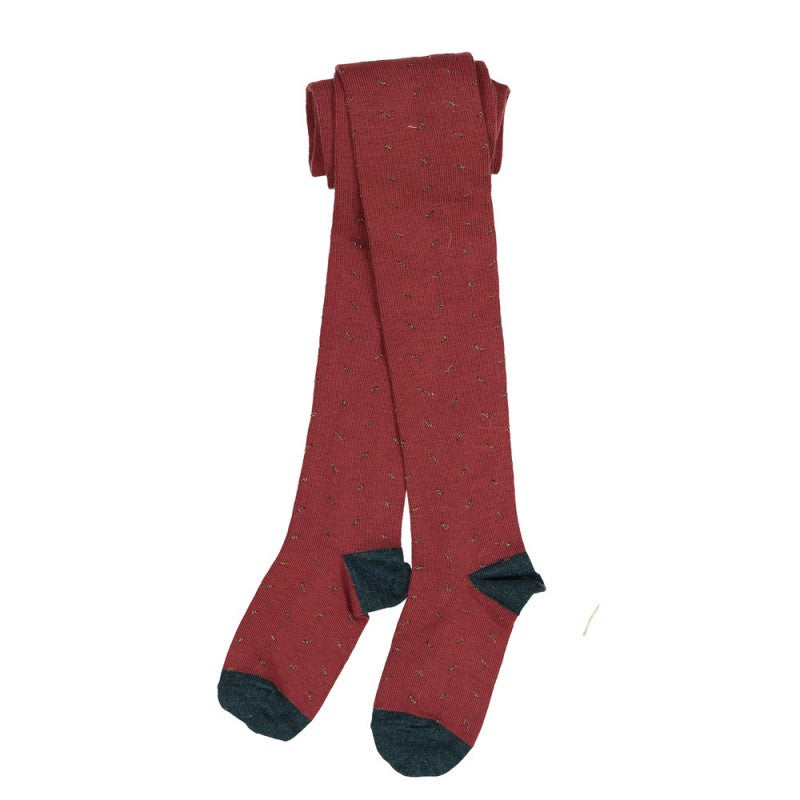 Pinut tights - bordeaux