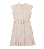 Porcelain doll dress - wisp