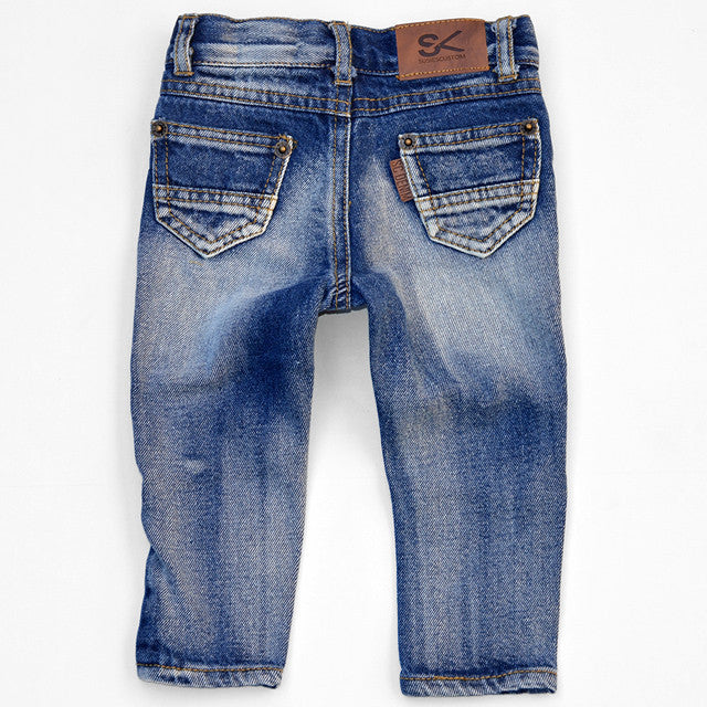 SC denim jeans - dark