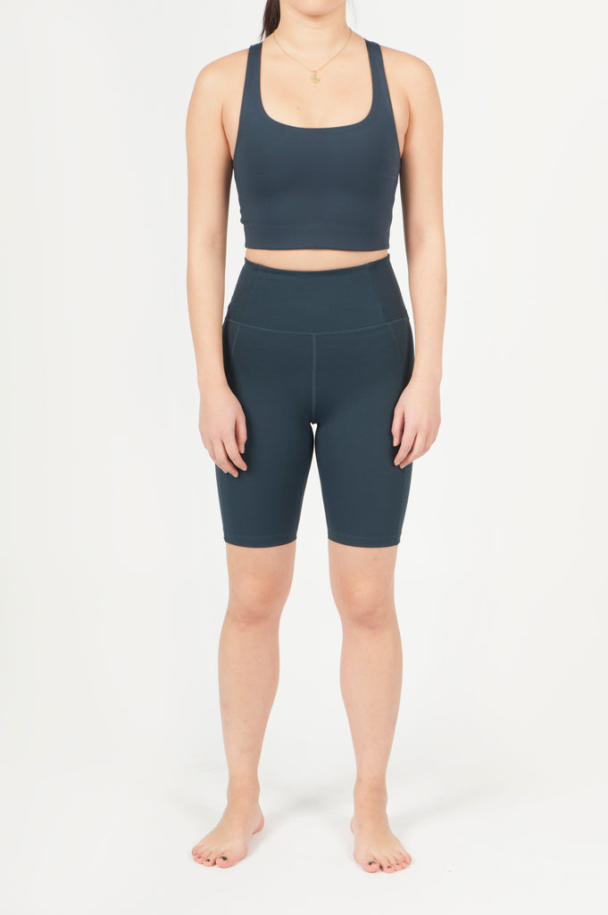 high rise bike short - CERER