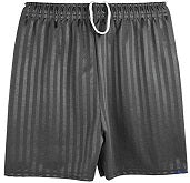 High View Shadow Stripe Shorts