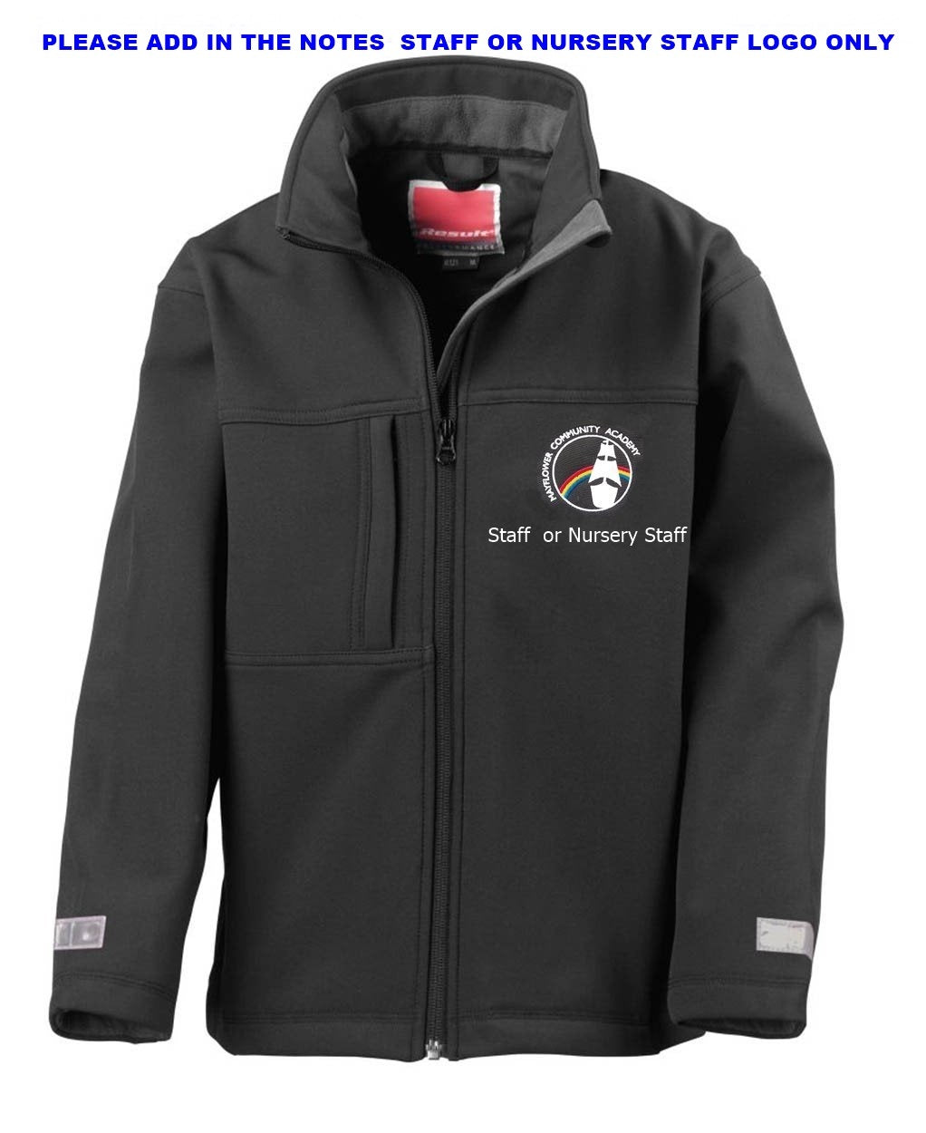 Mayflower STAFF Soft Shell Jacket