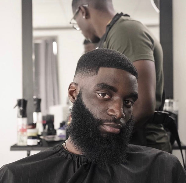APPLYING THE CORRECT BEARD PRODUCTS