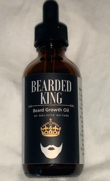 How to use Bearded King Growth Oil like a Pro!