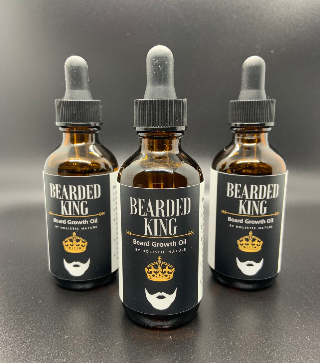 Bearded King Growth Oil