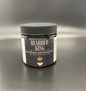Bearded King Beard Butter & Daily Moisturizer