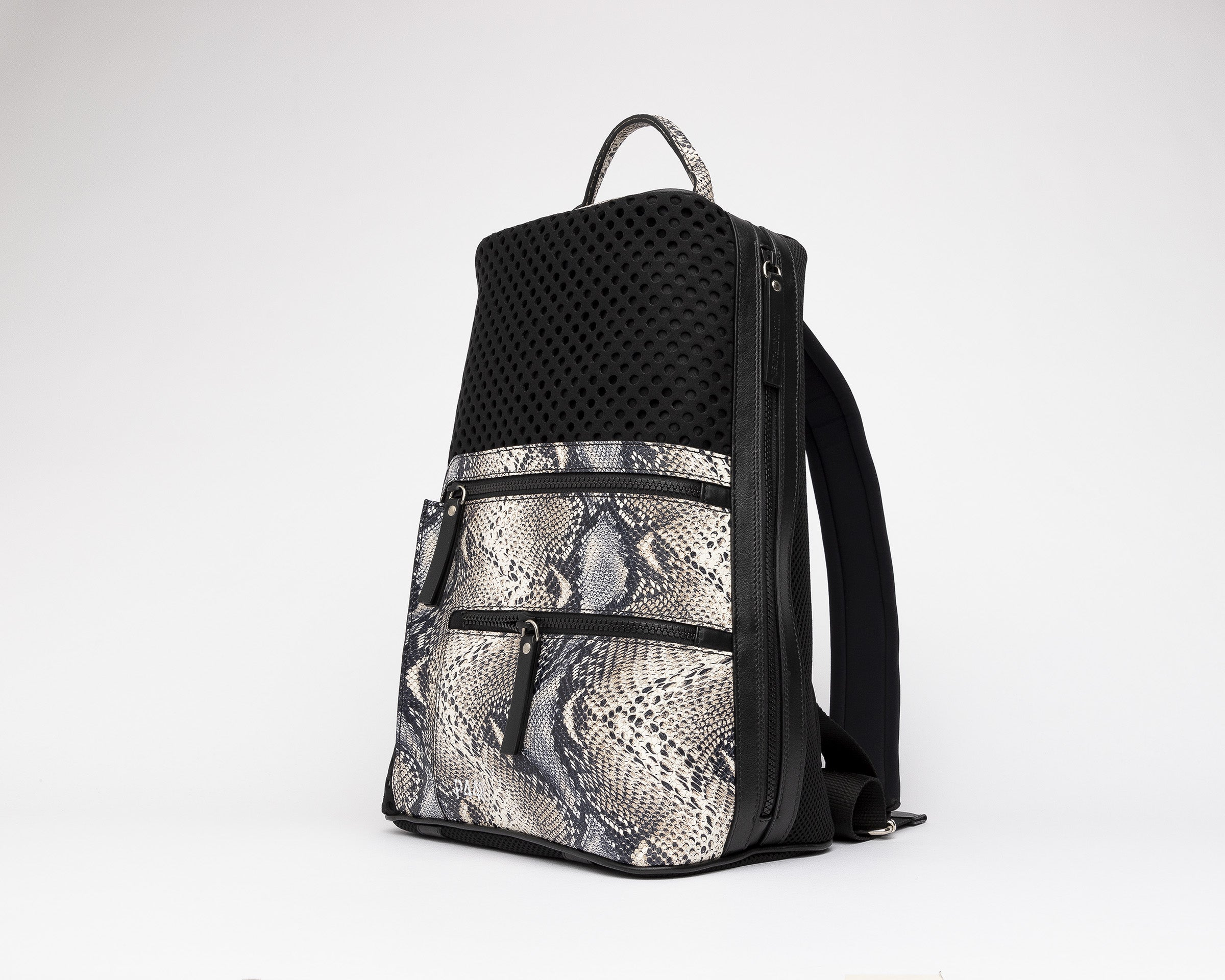 Bill Backpack in Twister Python - Side 2