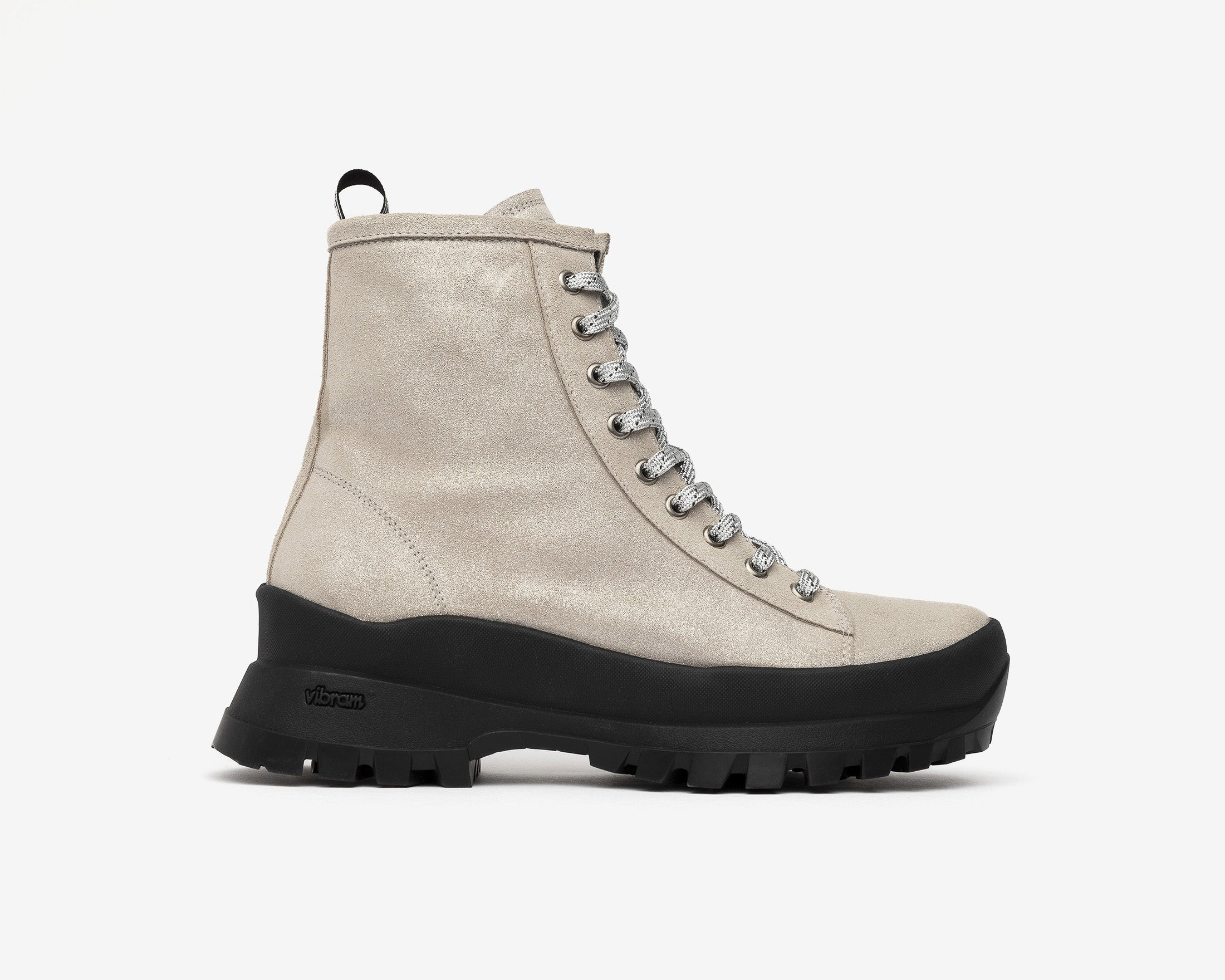Denise Combat Boot with Vibram bottom in Spark - Profile