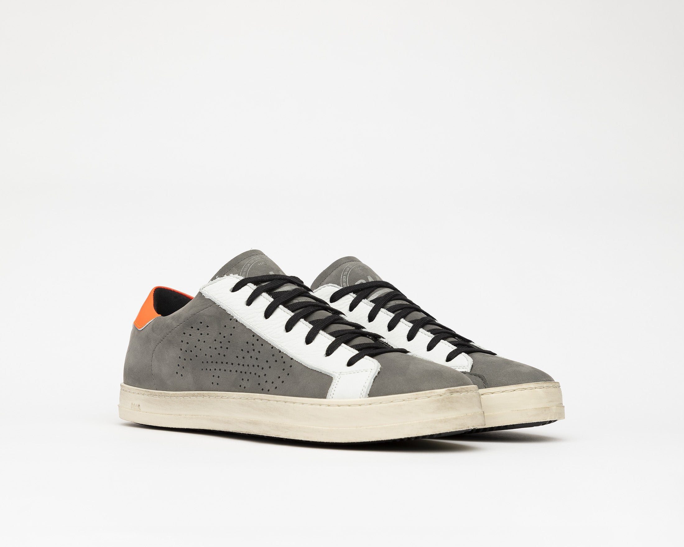John Alabama - Mens Sneaker - Side