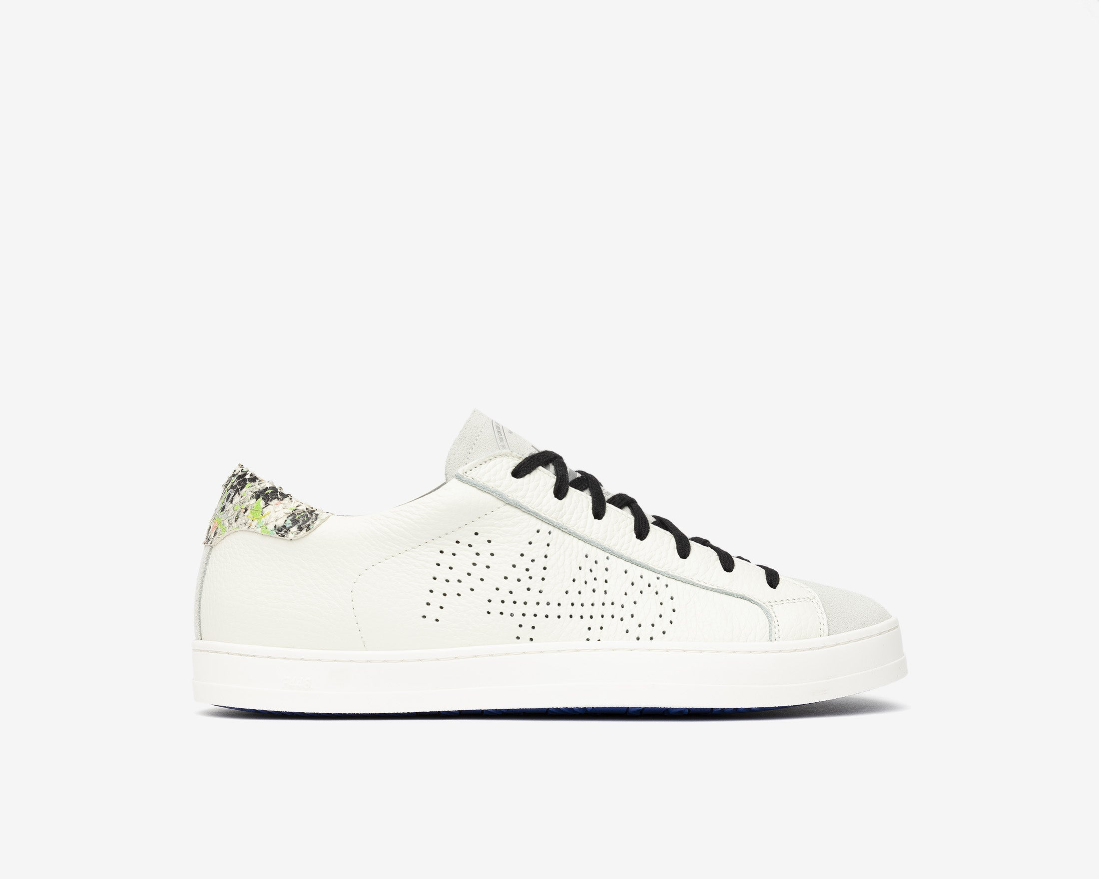 John Low-Top Sneaker in White/Spep - Profile