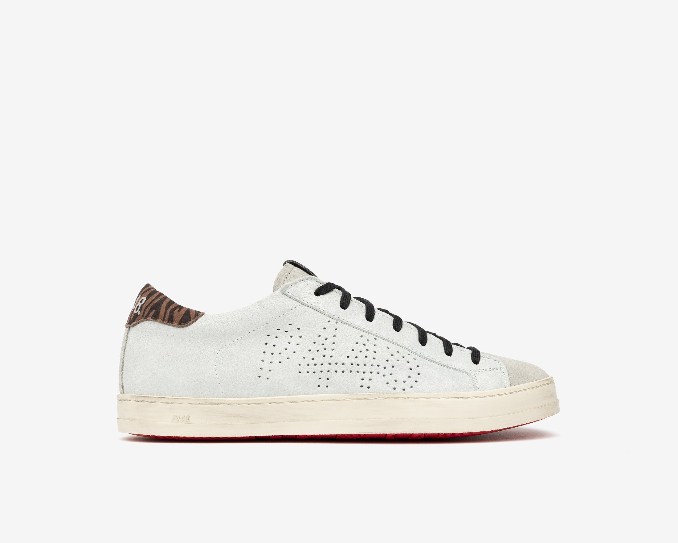 John Low-Top Sneaker in Powder - Profile
