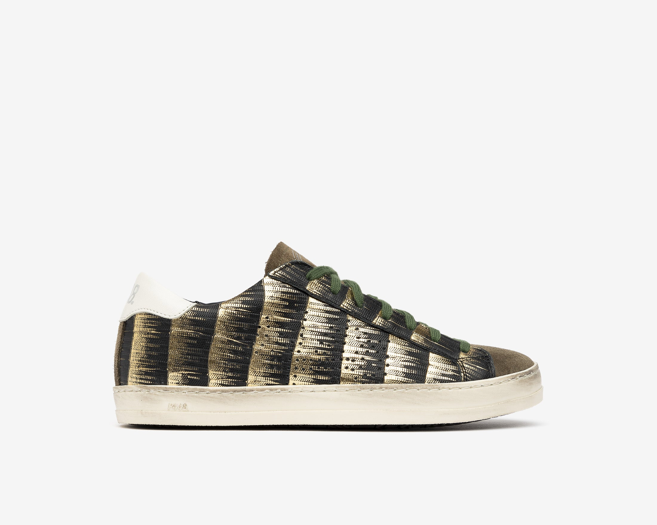 John Low-Top Sneaker in Clarm - Profile