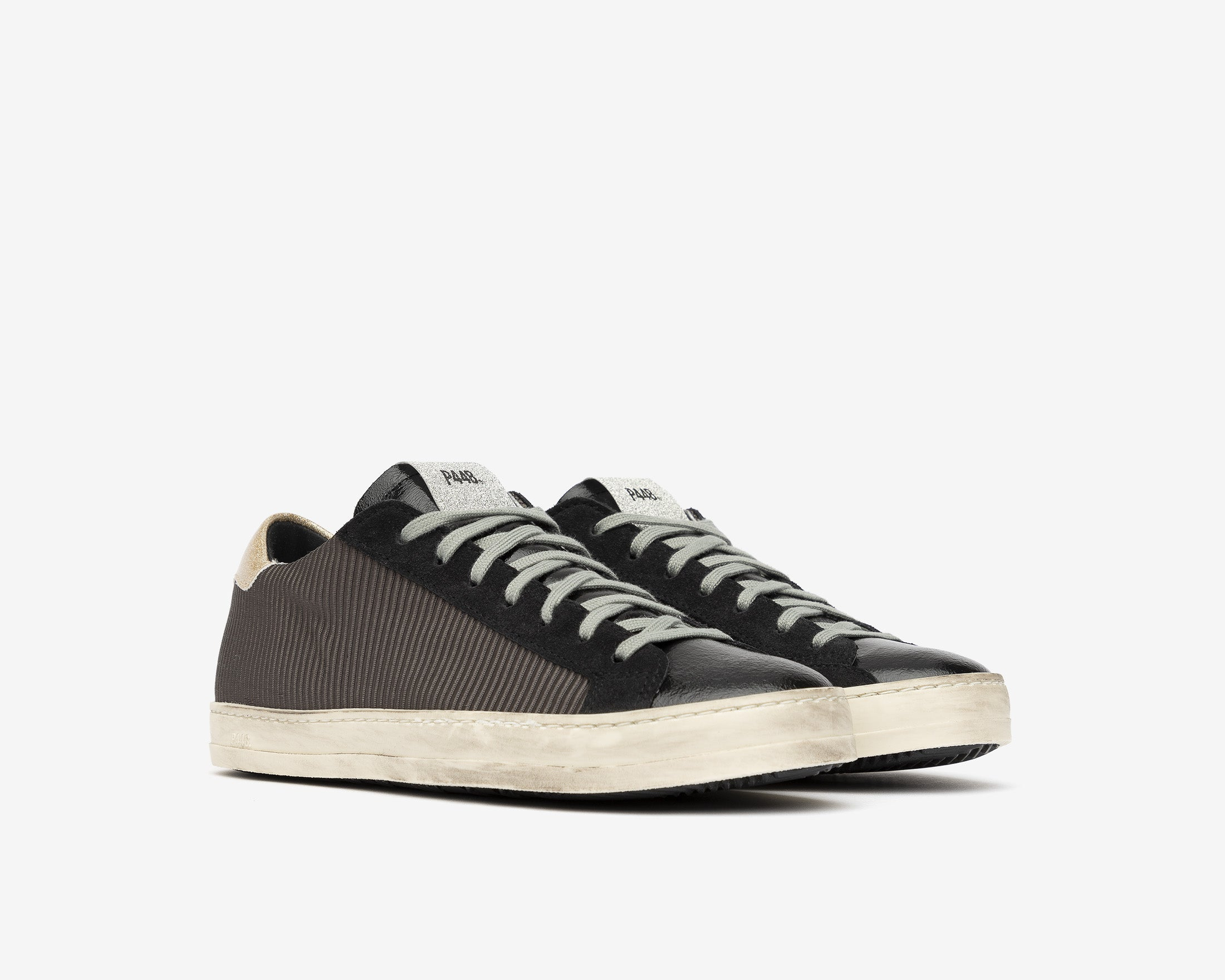 John Low-Top Sneaker in Motion - Side