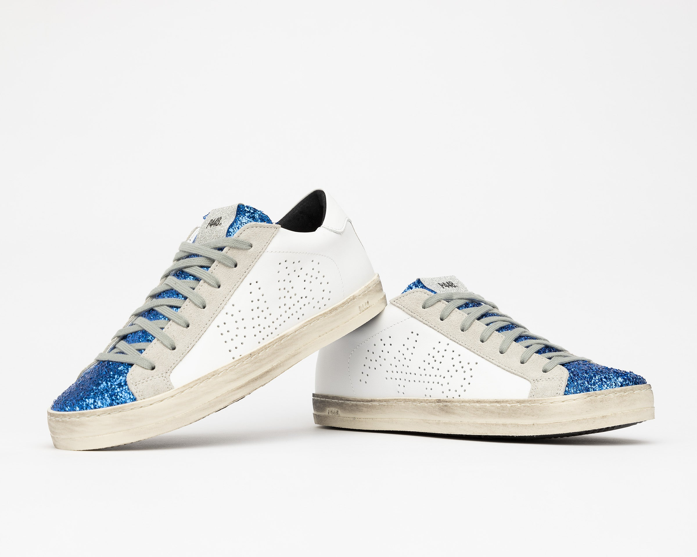 John Low-Top Sneaker in Royal/Lunar - Detail 1