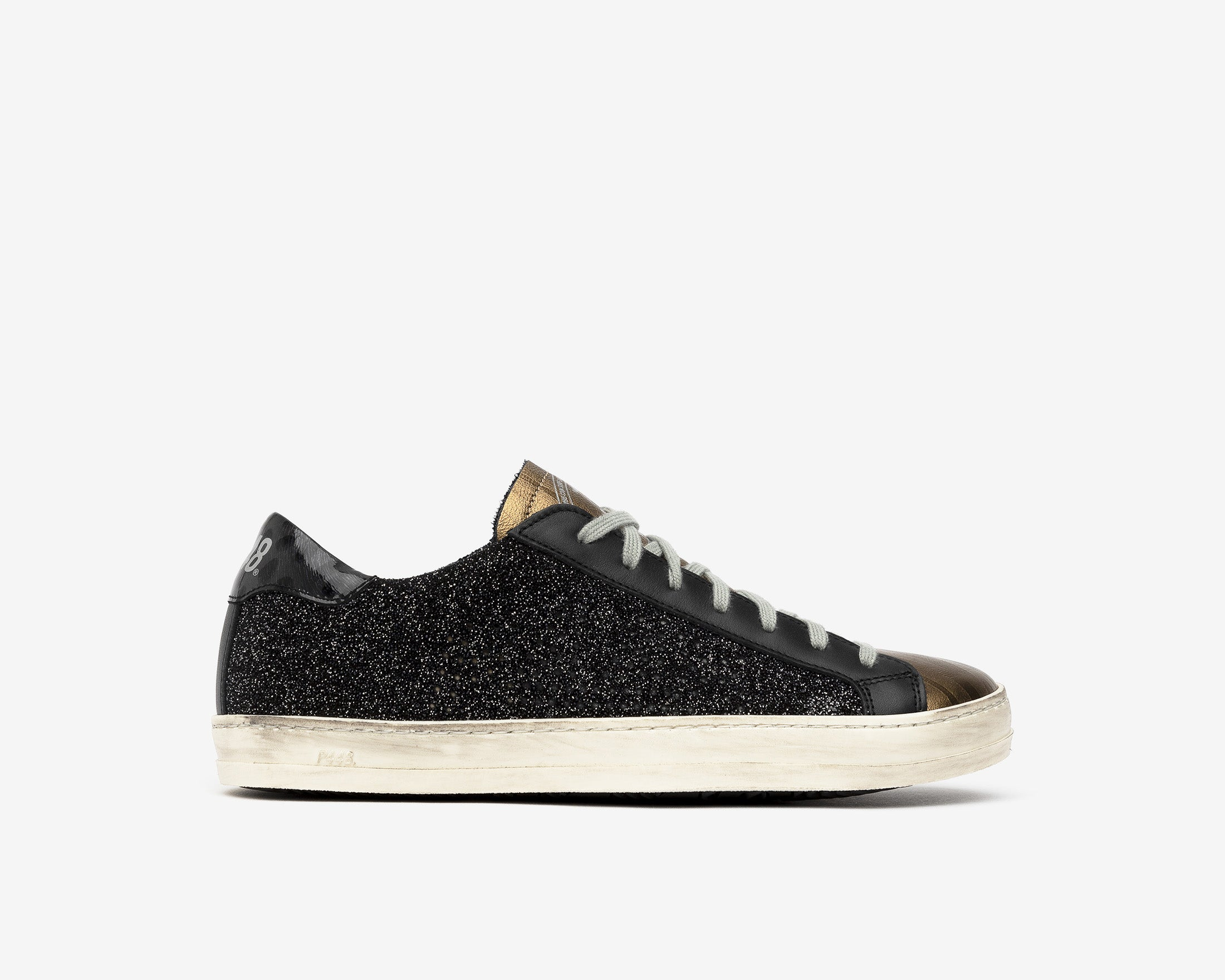John Low-Top Sneaker in Sahara - Profile